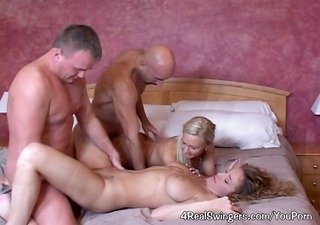 swingers wives exchange husbands!